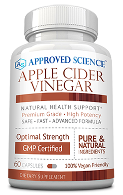Approved Science ACV Risk Free Bottle